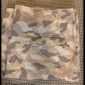 Rocawear Cargo Shorts Camouflage Sz 42